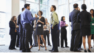 Out of Your Comfort Zone to Network